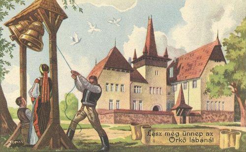 Sepsiszentgyörgy:lesz még ünnep az Orkő lábánál.1920