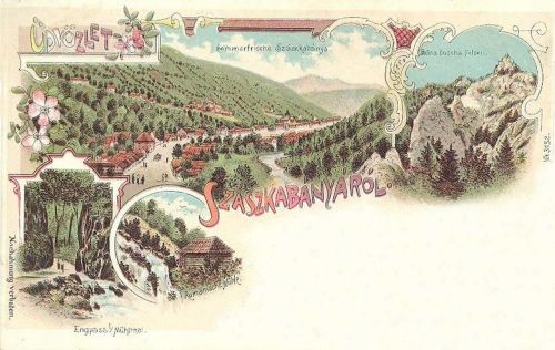 Szászkabánya:kőnyomat.1899
