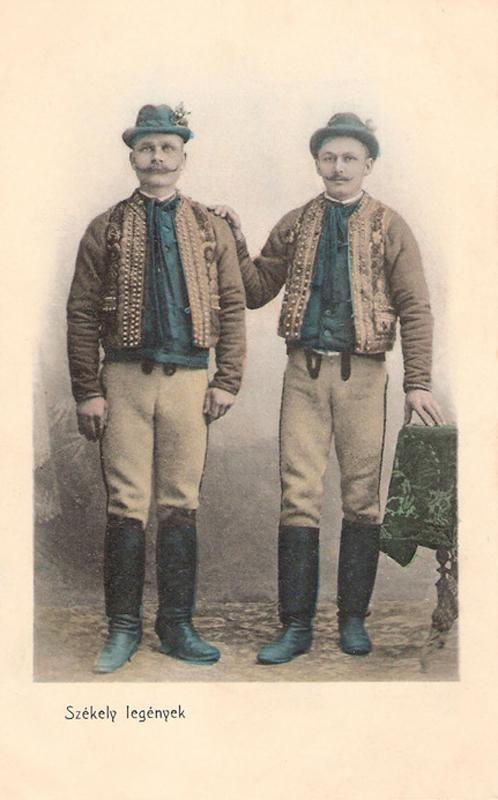 Székely legények.1903