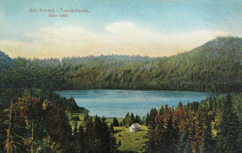 Szent Anna tó:látkép.1906