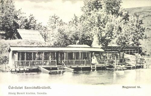 Szováta:Mogyorosi-tó,1906.