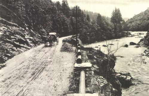 Szurduki-szoros:látkép,1906.