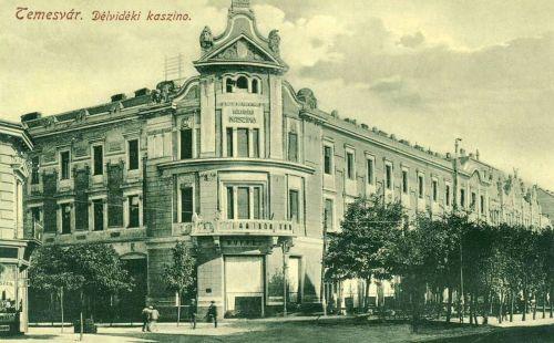 Temesvár:Délvidéki Kaszinó.1912