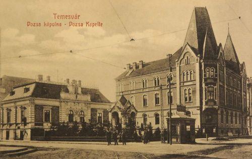 Temesvár:Dózsa kápolna.1912