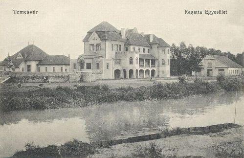 Temesvár:Regatta Egyesület.1916