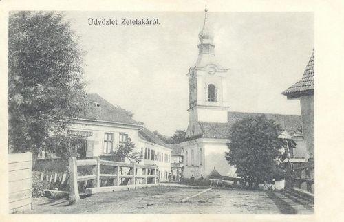 Zetelaka:katolikus templom.1912
