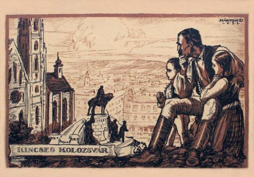 Kincses Kolozsvár.1920