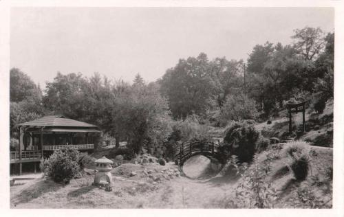 Kolozsvár:Botanikus kert.1941
