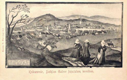 Kolozsvár:Bethlen Gábor fejedelem korában.1899