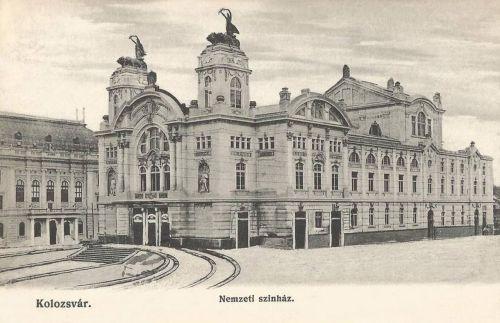 Kolozsvár:Magyar Nemzeti Szinház.1906
