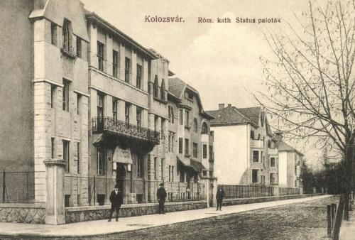 Kolozsvár:paloták,1909