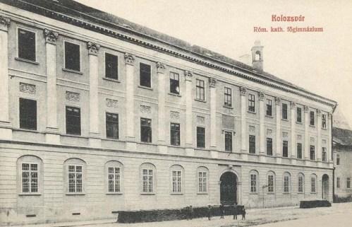 Kolozsvár:katolikus főgimnázium.1908