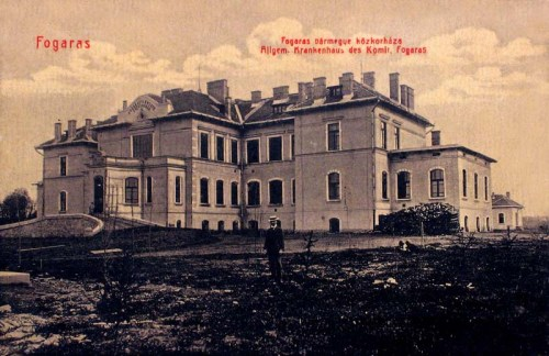 Fogaras:Fogaras vármegye közkorháza.1912