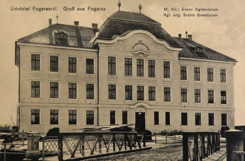 Fogaras:katolikus gimnázium.1912