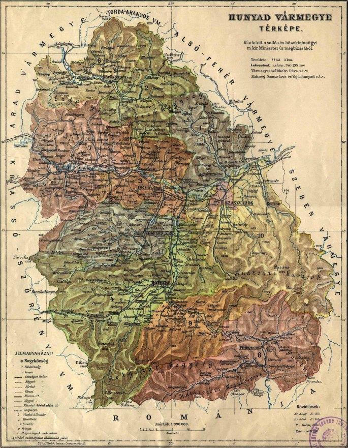 Szászváros:Hunyad vármegye,szászvárosi járás.