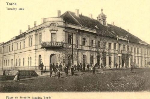 Torda:Törvény szék.1905