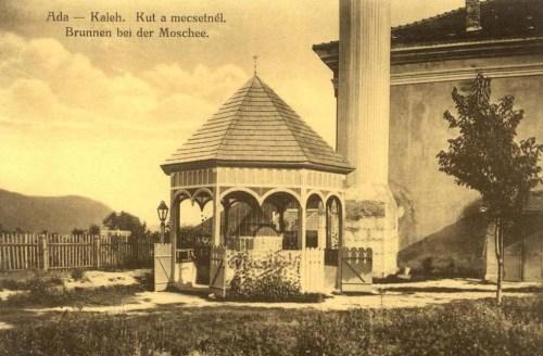 Ada-Kaleh:kút a mecsetnél.1911