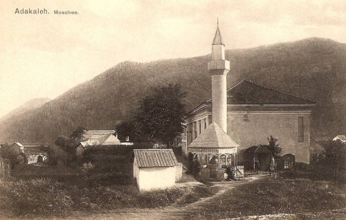 Ada-Kaleh:mecset.1912