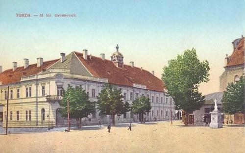 Torda:Magyar Királyi Törvényszék.1912