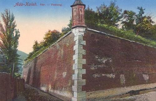 Ada-Kaleh:vár.1912