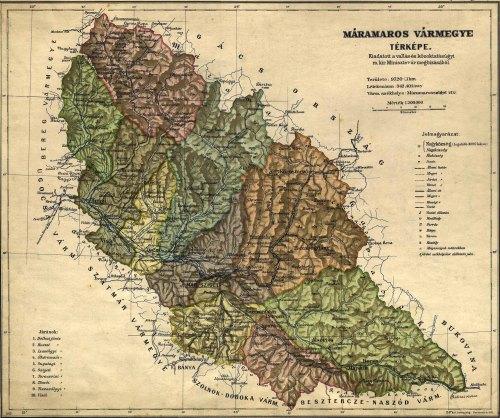 Aknaszlatina:Máramaros vármegye,szigeti járás.