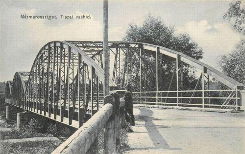 Máramarossziget:Tiszai vashid.1911