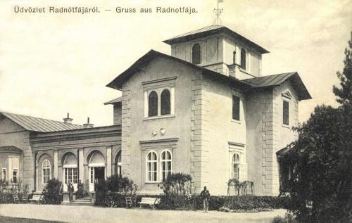 Szászrégen:Matskási kastély,1913.
