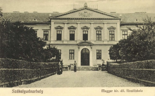 Magyar Királyi Állami Főreáliskola,1914.