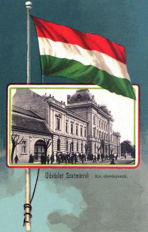 Szatmár:Királyi Törvényszék.1901