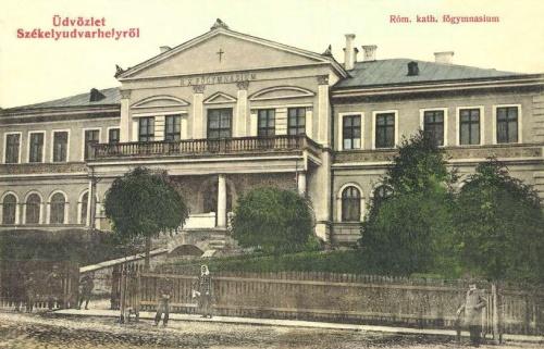 Római Katolikus Főgimnázium,1907.