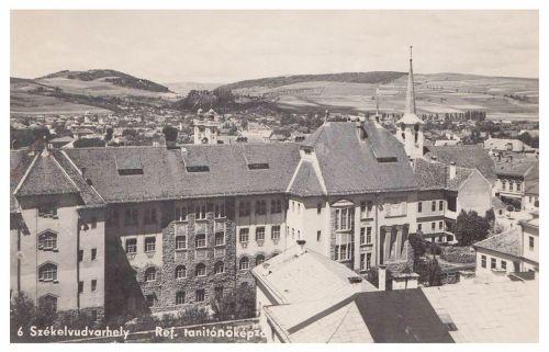 Székelyudvarhely:Református Tanitóképző Intézet.1941