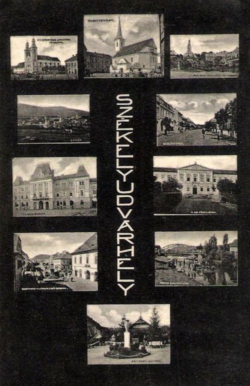 Székelyudvarhely:többképes mozaik.1912