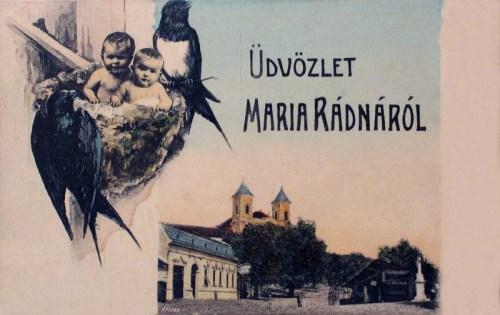 Máriaradna:fecske.1908