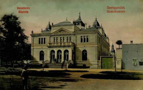 Beszterce:Ipar egyesület.1908