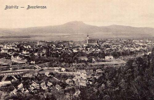 Beszterce:látkép.1906