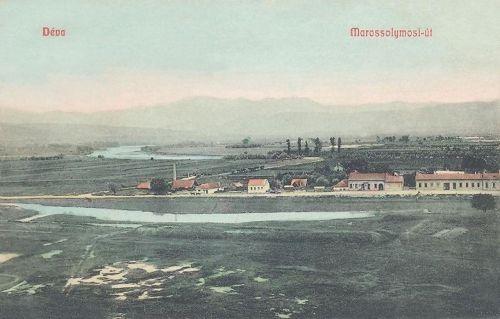 Déva:Maros Solymosi út.1909