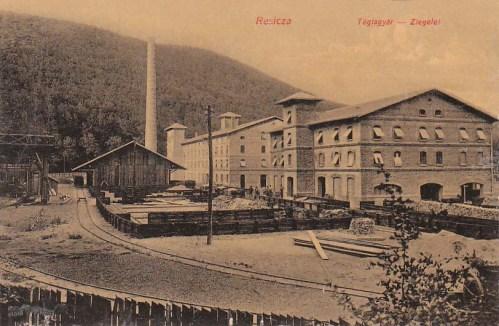 Resica:Téglagyár.1911