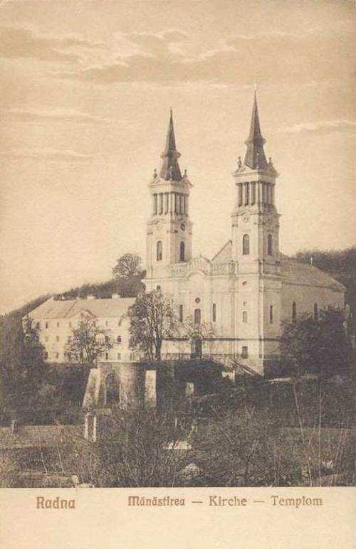 Máriaradna:kegytemplom.1926