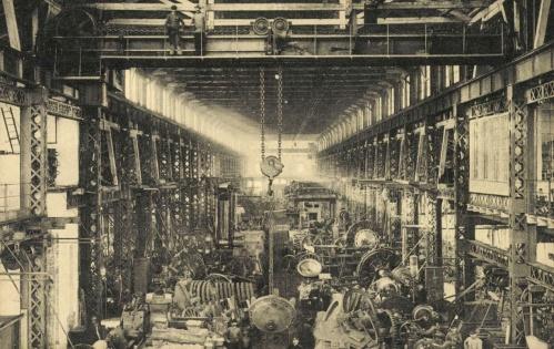 Resica:vasgyár és vagongyár,1915.