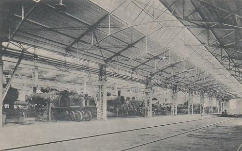 resica:mozdony gyár.1912