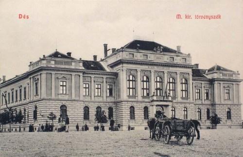 Dés:Magyar Királyi Törvényszék.1908