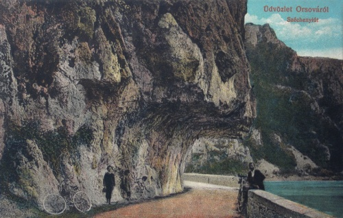Orsova:Széchenyi út.1912