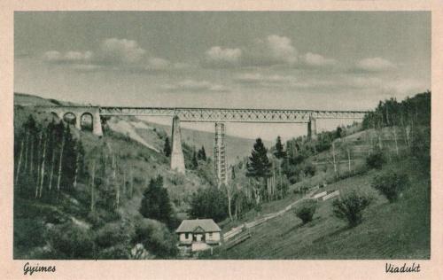Gyimes:vasúti hid.1943