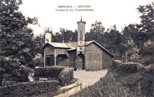 Medgyes:Pavilon ház.1911