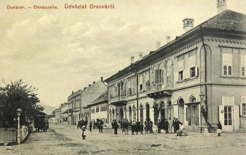 Orsova:Duna sor.1912