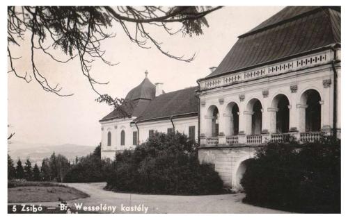Zsibó:kastély.1941