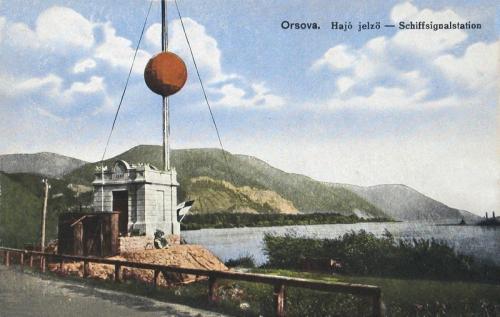 Orsova:hajó jelző.1915