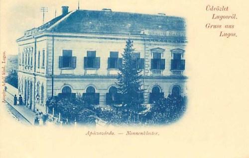 Lugos:apáca zárda.1899
