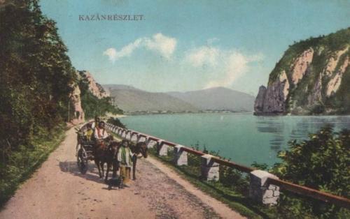 Kazán szoros.1912