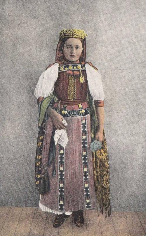 Bánffyhunyad:kalotaszegi népviselet.1912